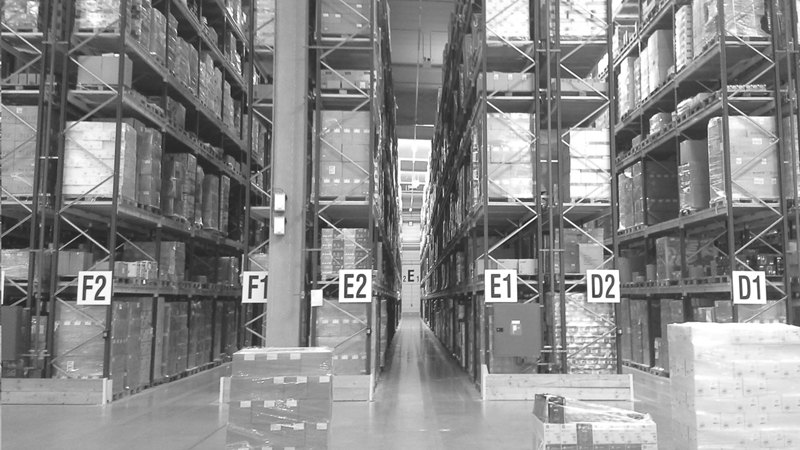 Knowing where everything is in your warehouse at a moments notice is key to good inventory management.