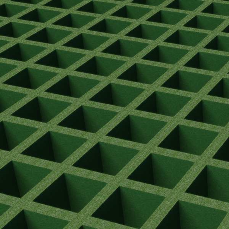 Why is FRP such a fantastic grating material?