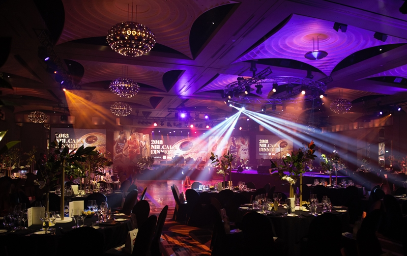 CMS Australasia managed the entire gala event from production planning through to packing up the stage.