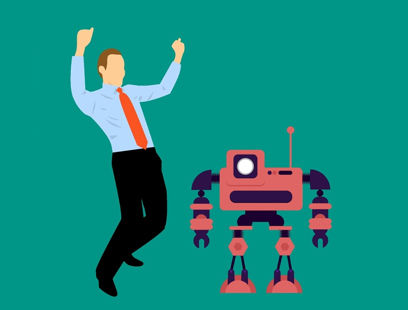 Humans and robots working together are often better than one of each alone.