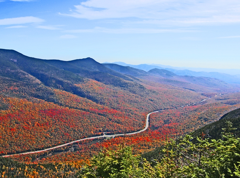 New England is the ideal autumn incentive trip destination.