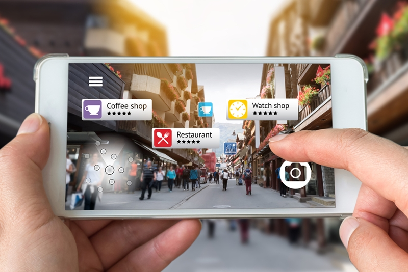 Augmented reality has a lot of promise for the hospitality industry.