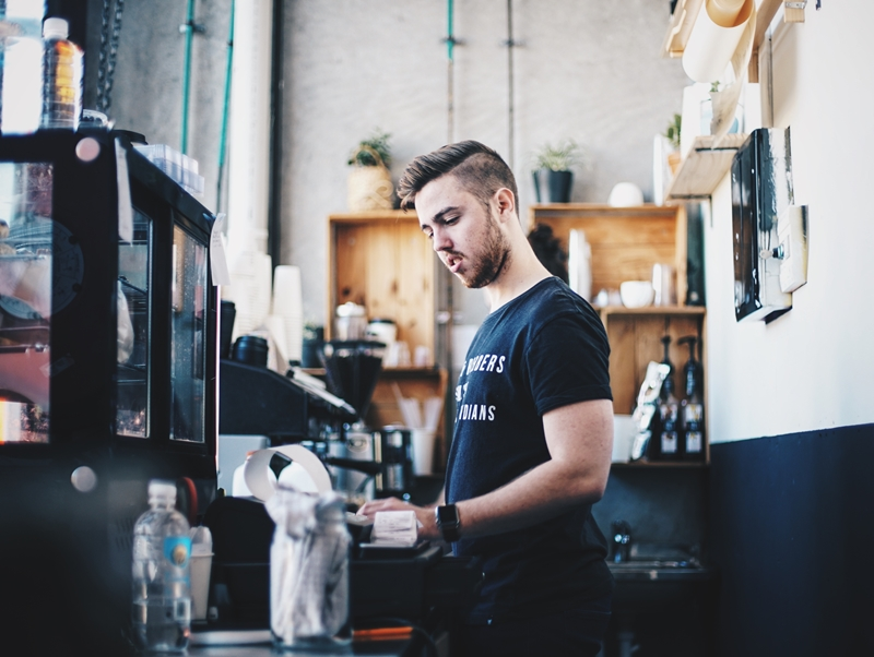 Learn internationally transferrable coffee-making skills.