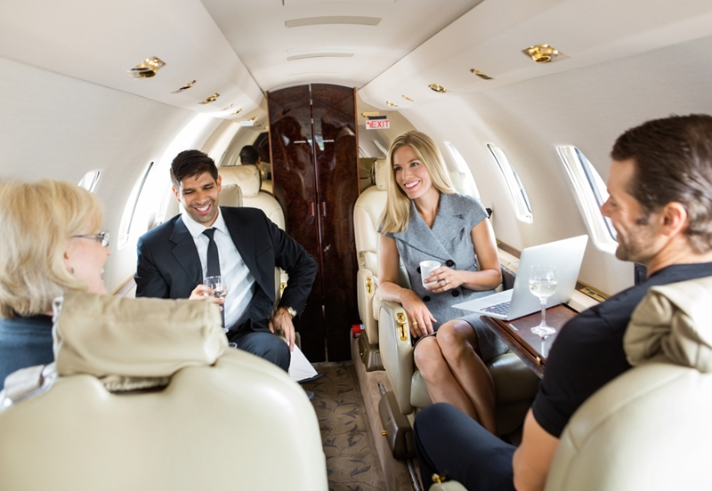 From airline bookings to chartered private flights, cievents can accommodate any group flight needs.