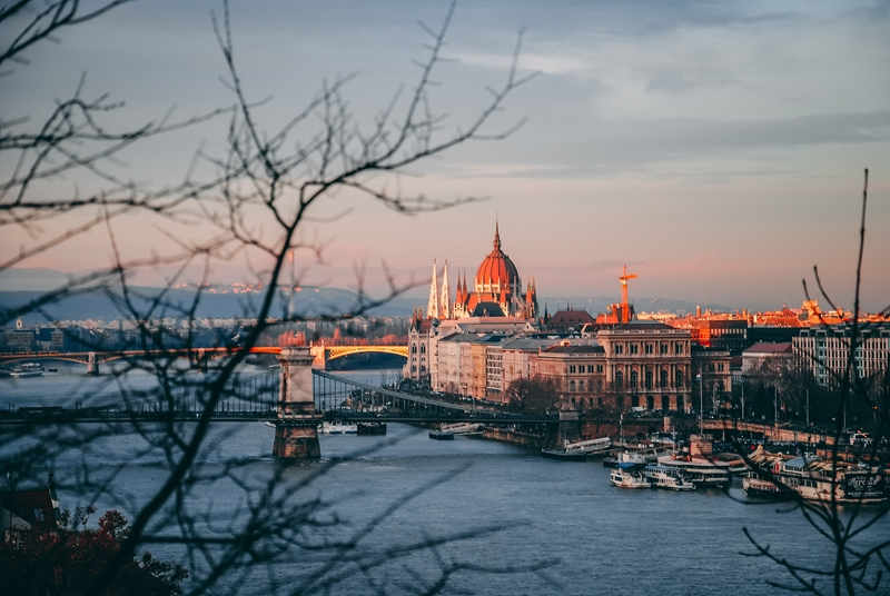 Budapest is home to curious histories and beautiful architecture.