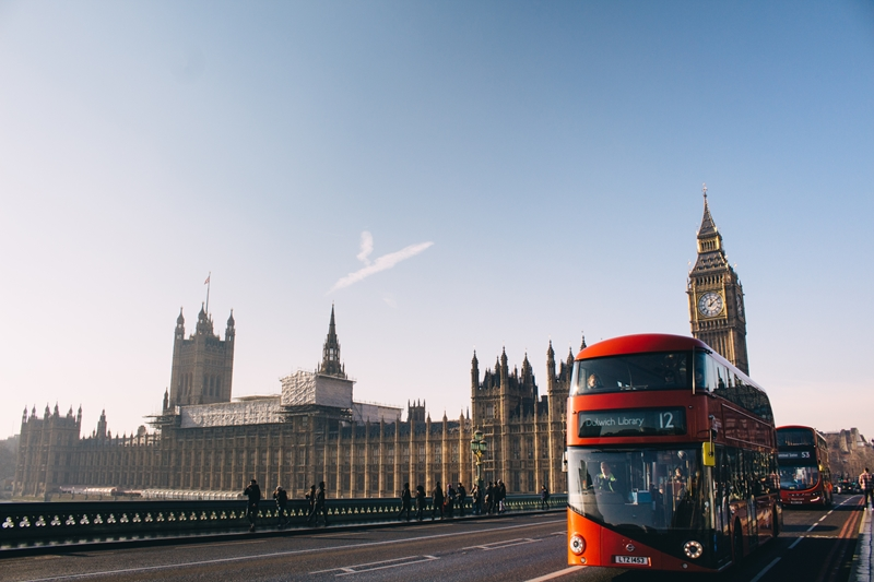 Live and work in the UK with a working holiday visa.