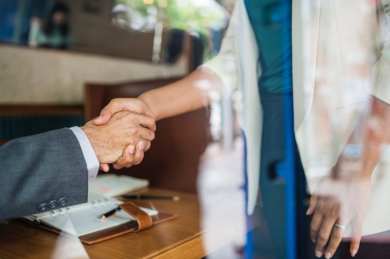 Get your third-party agreements in writing.