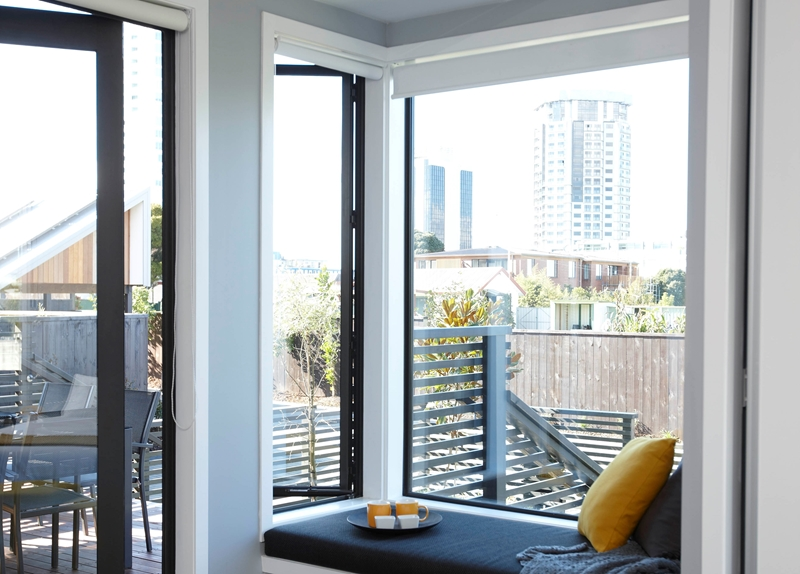 Energy efficient windows help to lower costs.