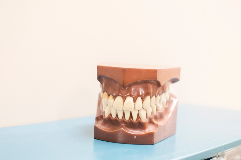 Your teeth may appear longer than usual if you have gum disease.