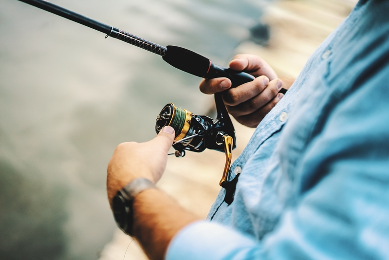 Find out how to fish in harbours and bays.