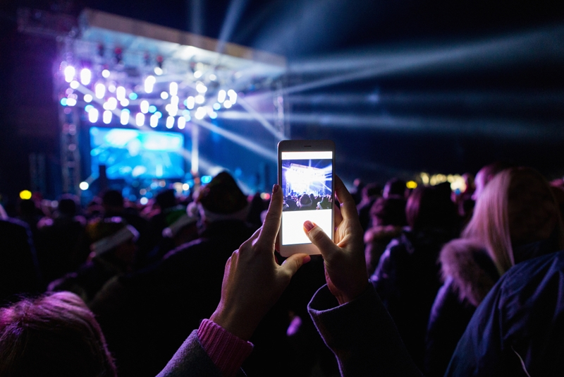 Incorporating eco-friendly tech into your concert enhances the delegate experience and protects our planet.