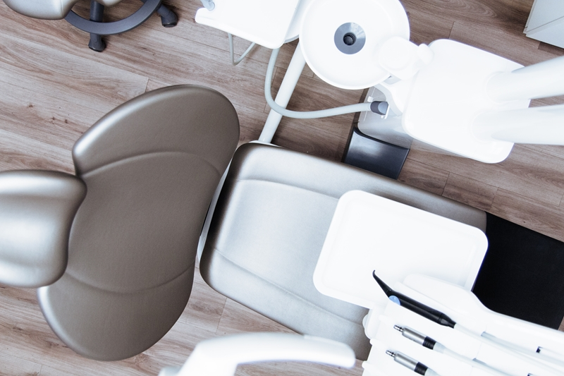 A root canal or extraction may be necessary.