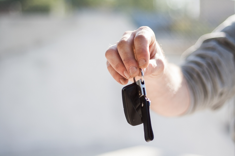 Buying a used car is much easier through a trusted dealership.