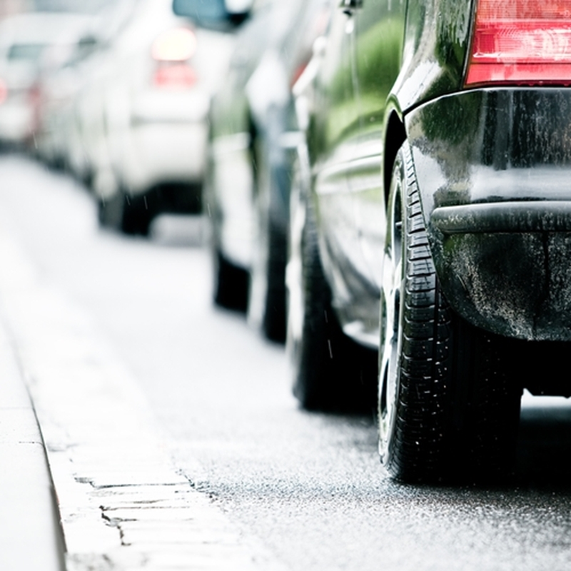 Intelligent parking solutions can combat road congestion.